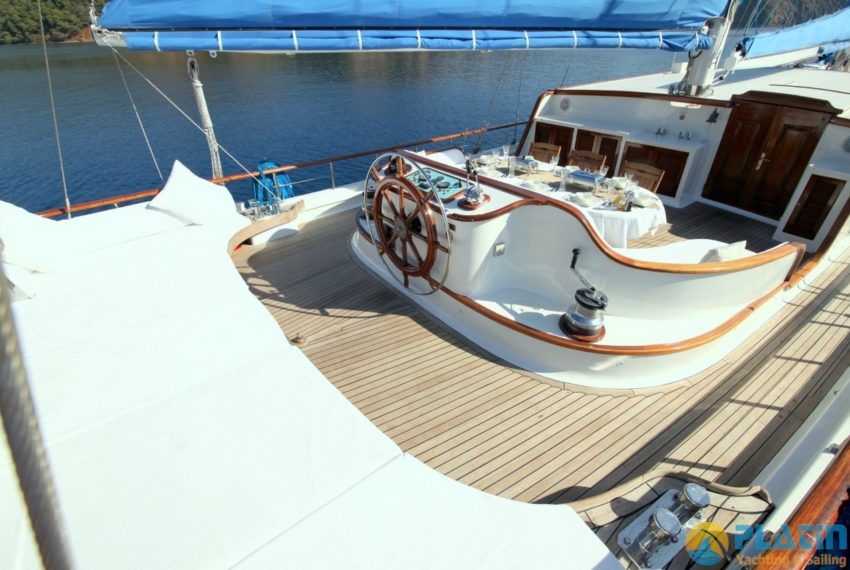 Ece Berrak Gulet Yacht 42