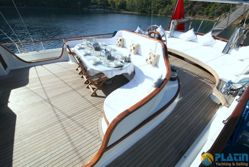Ece Berrak Gulet Yacht 43