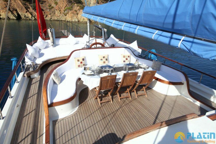 Ece Berrak Gulet Yacht 47
