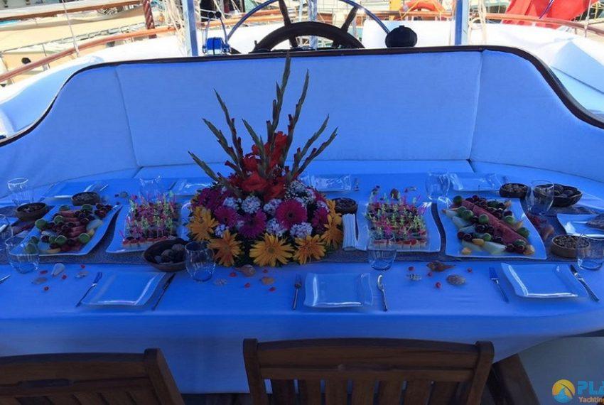 ece berrak gulet yacht for rent luxury yacht turkey 01