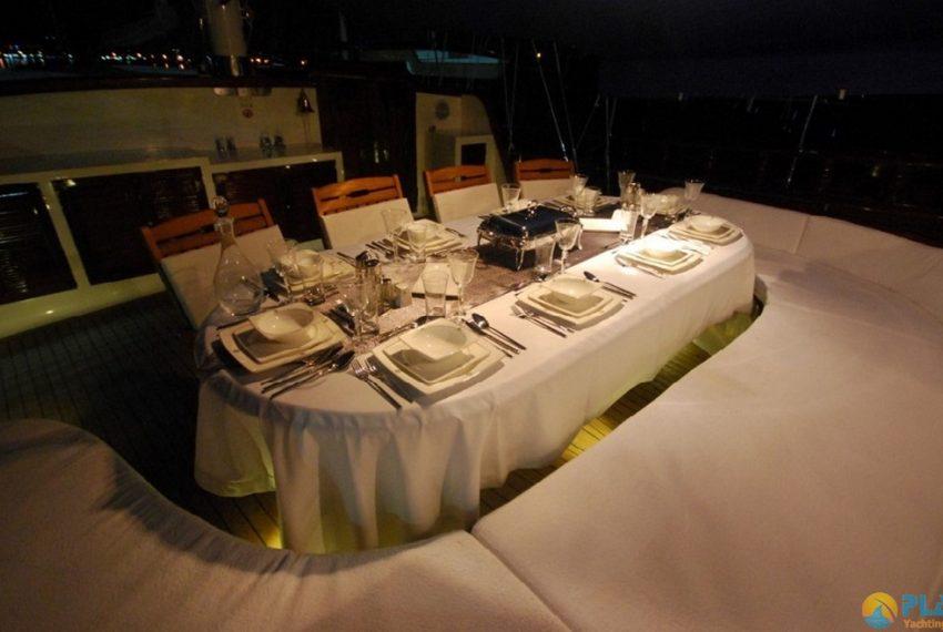 ece berrak gulet yacht for rent luxury yacht turkey 07
