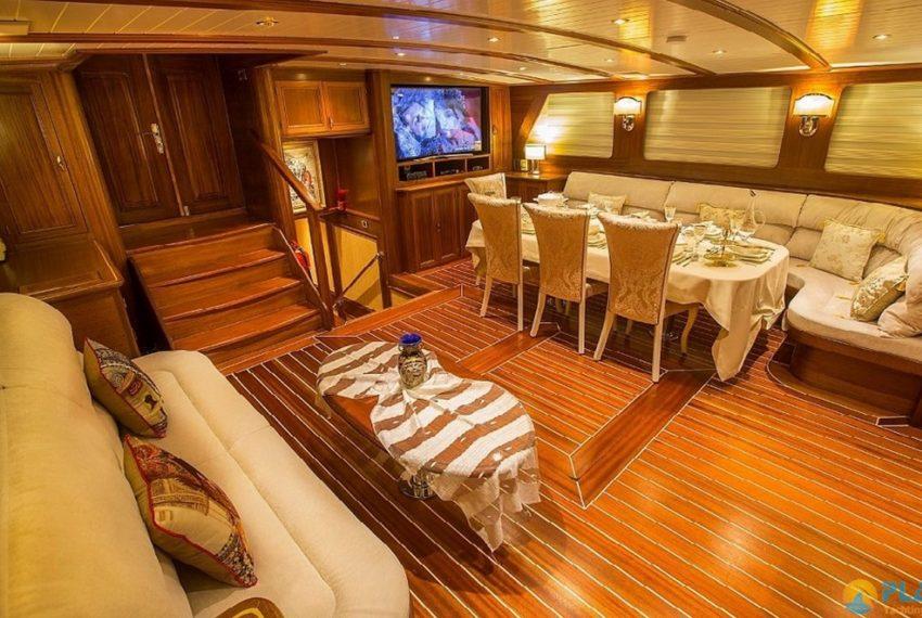 ece berrak gulet yacht for rent luxury yacht turkey 12