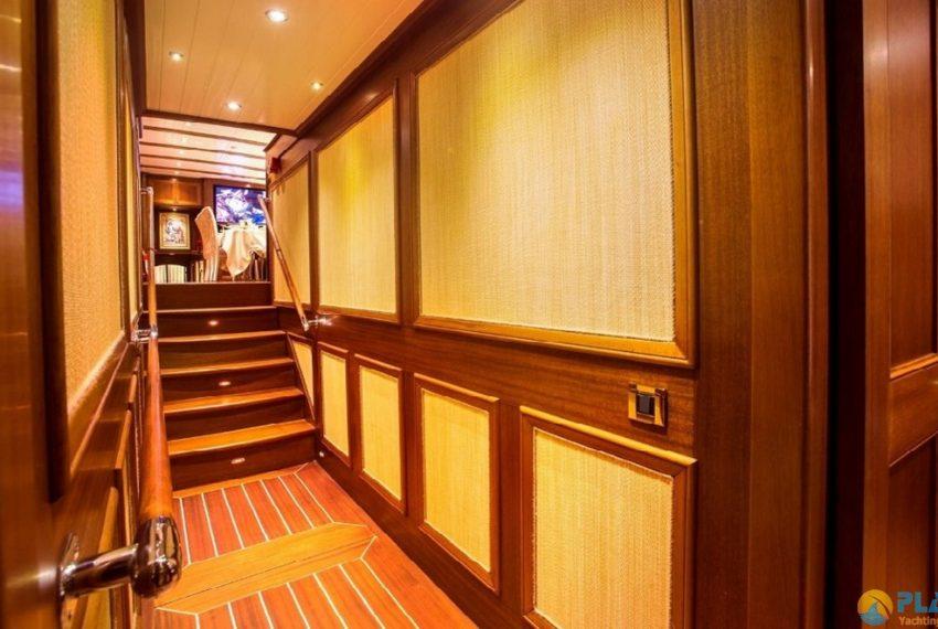 ece berrak gulet yacht for rent luxury yacht turkey 16
