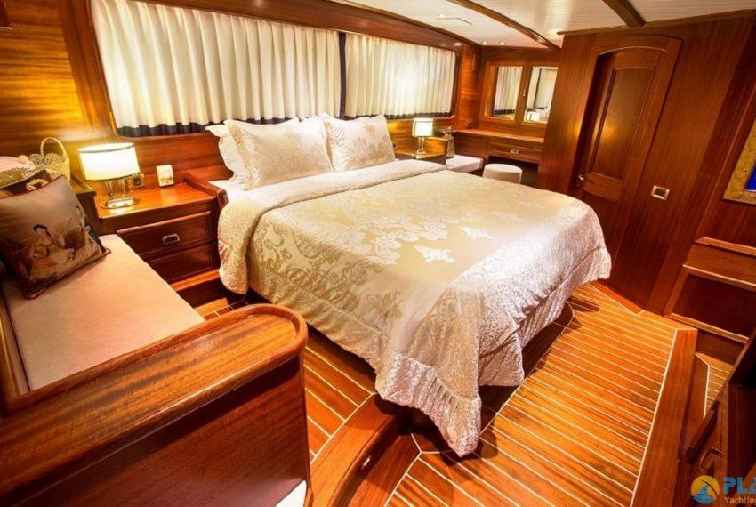 ece berrak gulet yacht for rent luxury yacht turkey 17