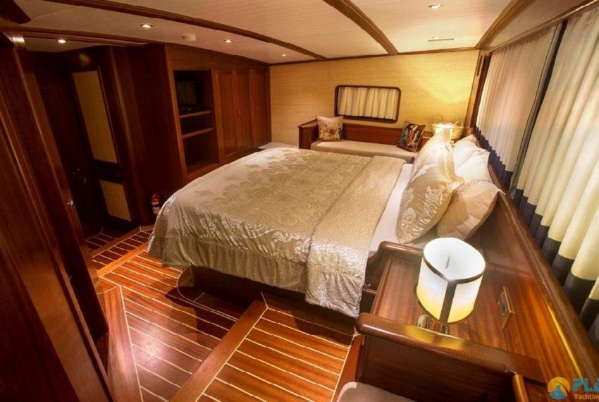 ece berrak gulet yacht for rent luxury yacht turkey 19