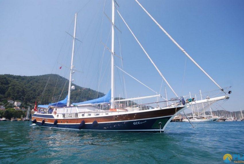ece berrak gulet yacht for rent luxury yacht turkey 21