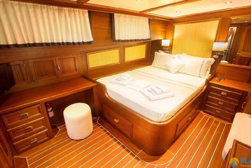 ece berrak gulet yacht for rent luxury yacht turkey 23
