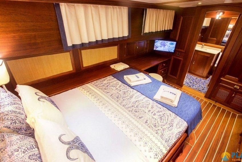 ece berrak gulet yacht for rent luxury yacht turkey 24