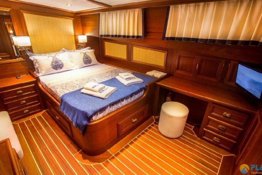 ece berrak gulet yacht for rent luxury yacht turkey 25