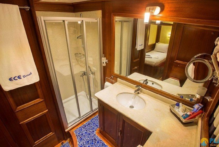 ece berrak gulet yacht for rent luxury yacht turkey 27