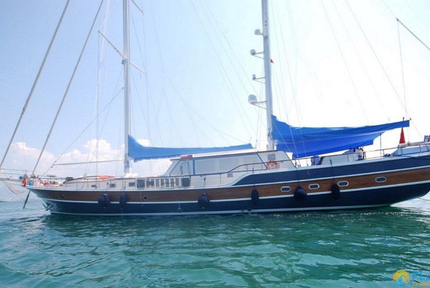 ece berrak gulet yacht for rent luxury yacht turkey 28