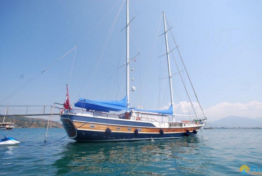 ece berrak gulet yacht for rent luxury yacht turkey 29