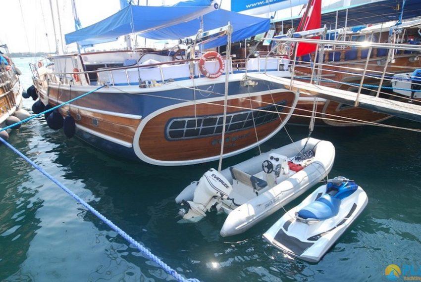ece berrak gulet yacht for rent luxury yacht turkey 30