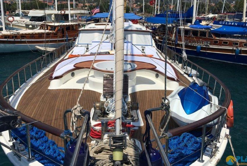 ece berrak gulet yacht for rent luxury yacht turkey 31