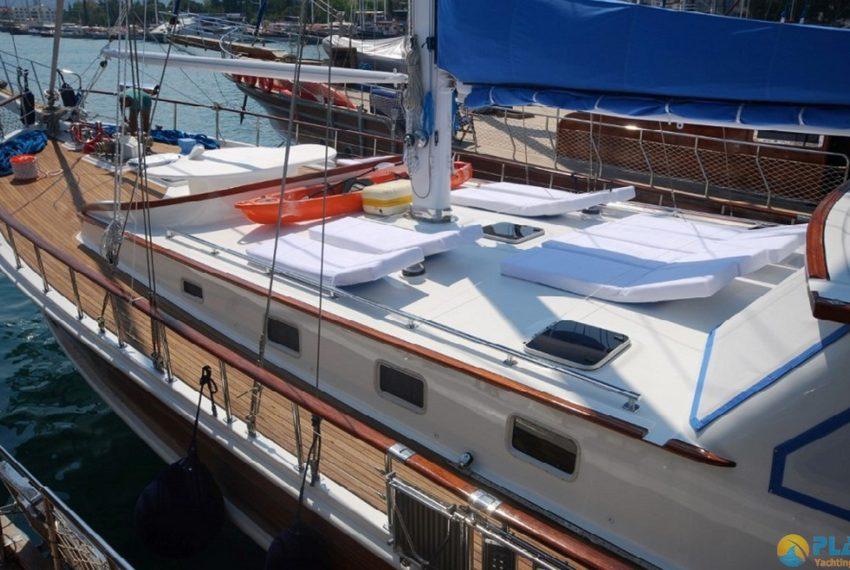 ece berrak gulet yacht for rent luxury yacht turkey 32