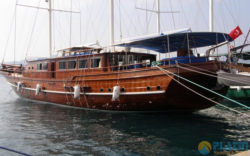 A Candan Gulet Yacht 01