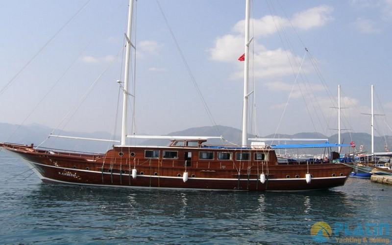 A Candan Gulet Yacht 02