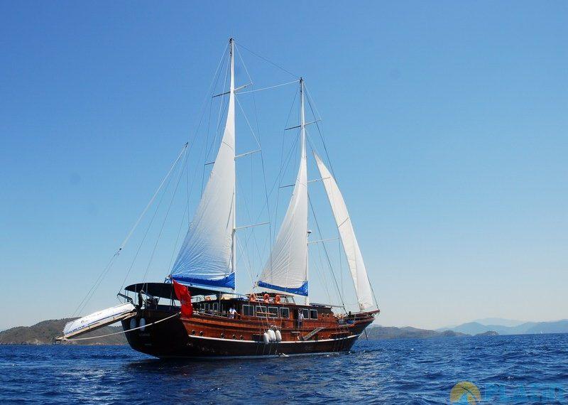 A Candan Gulet Yacht 04