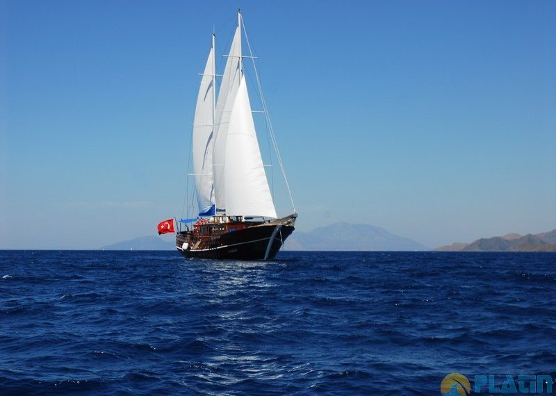 A Candan Gulet Yacht 05