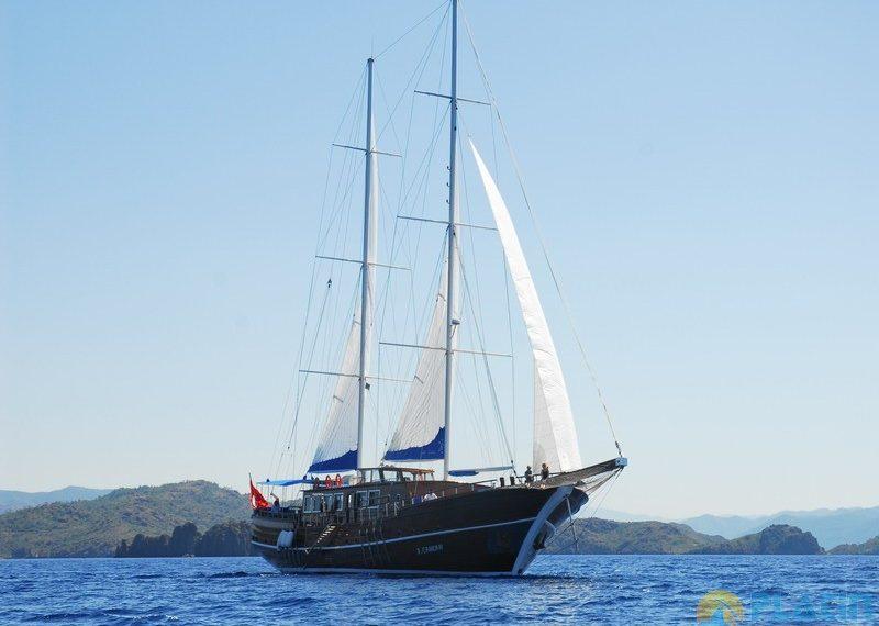 A Candan Gulet Yacht 06