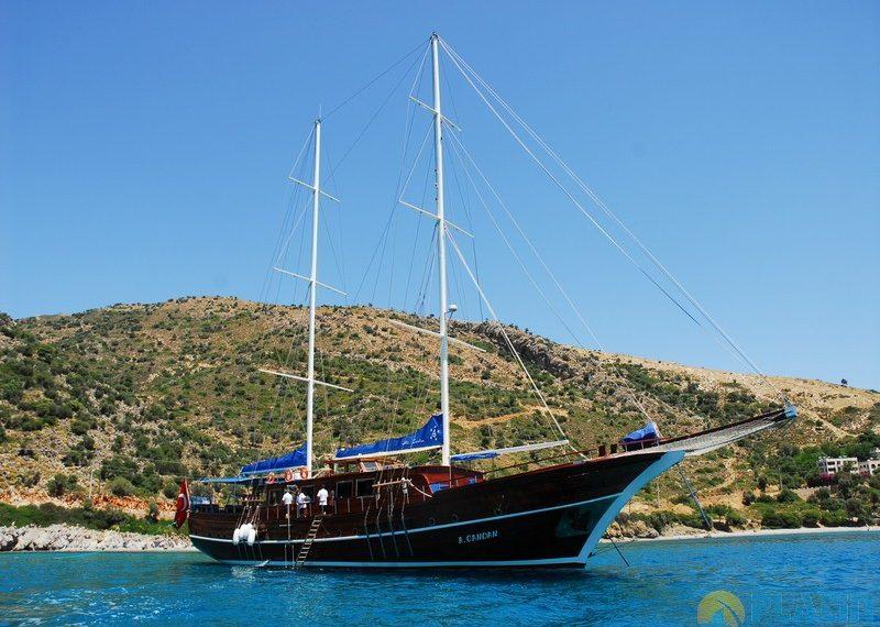 A Candan Gulet Yacht 07