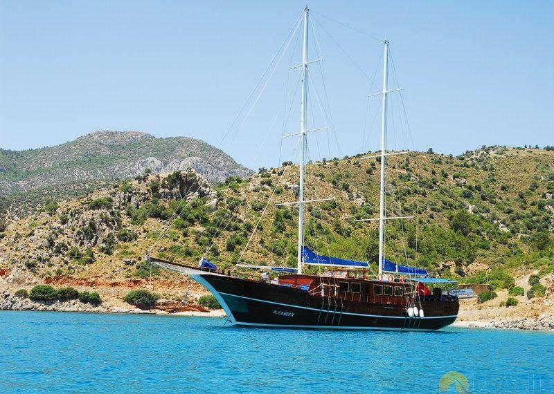 A Candan Gulet Yacht 08