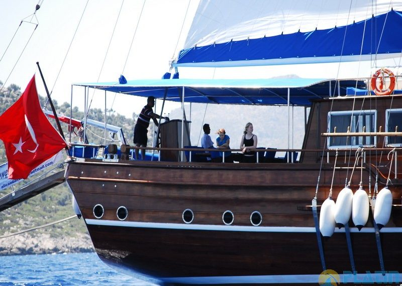 A Candan Gulet Yacht 09