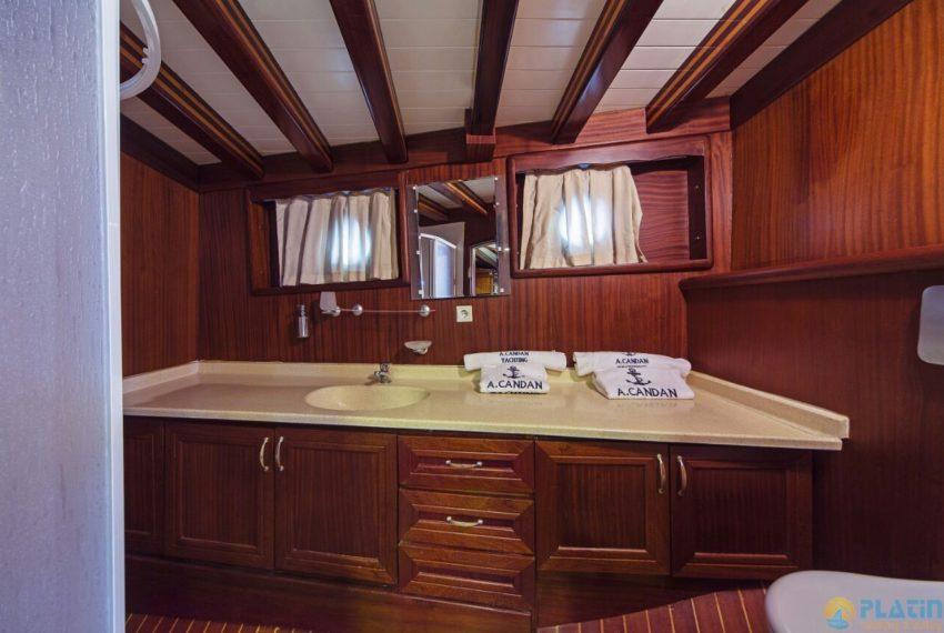A Candan Gulet Yacht 16