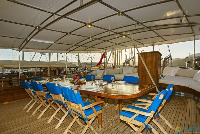 A Candan Gulet Yacht 19