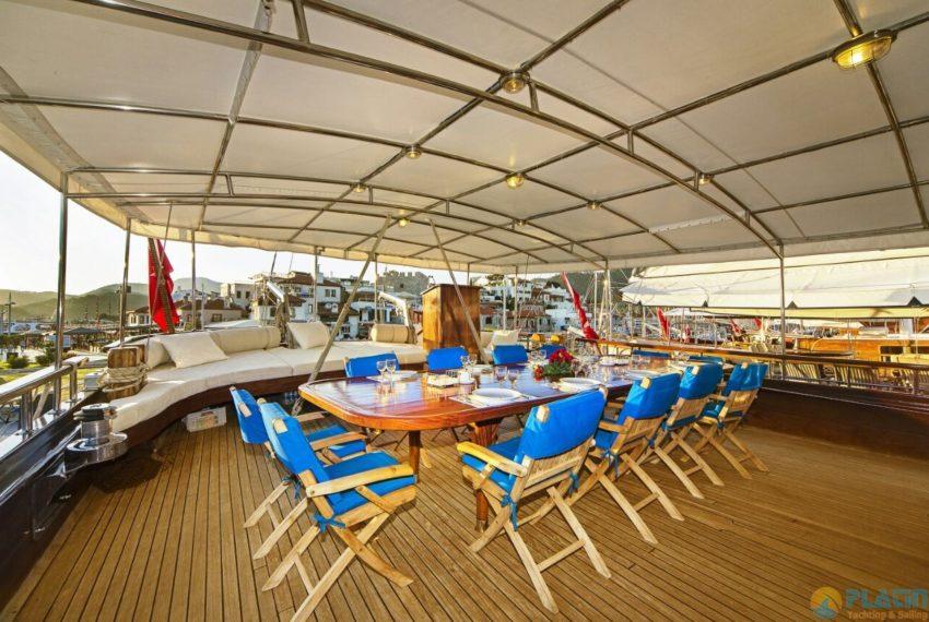 A Candan Gulet Yacht 20