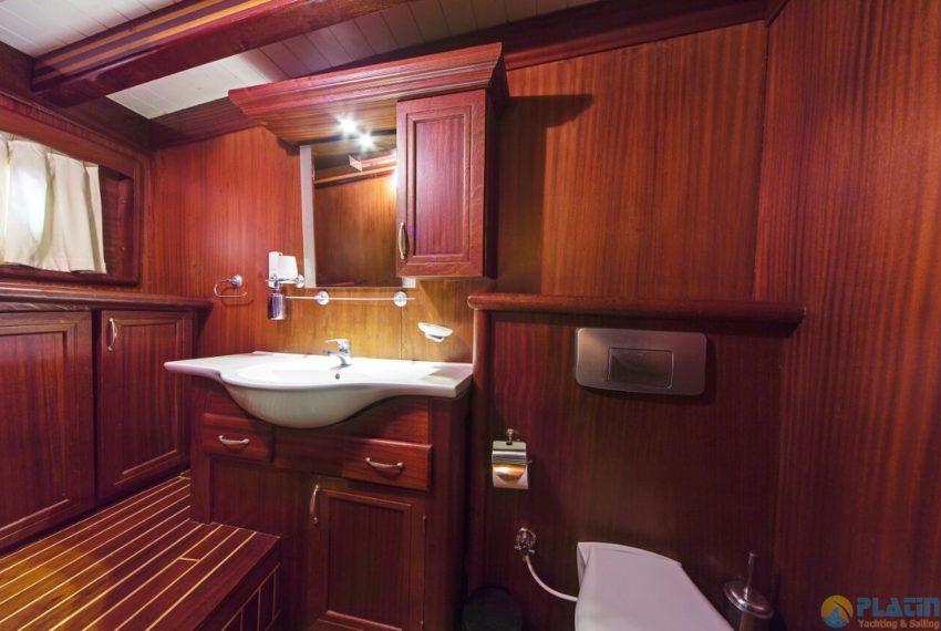 A Candan Gulet Yacht 24