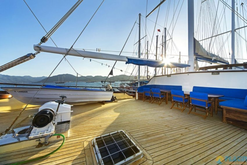 A Candan Gulet Yacht 26