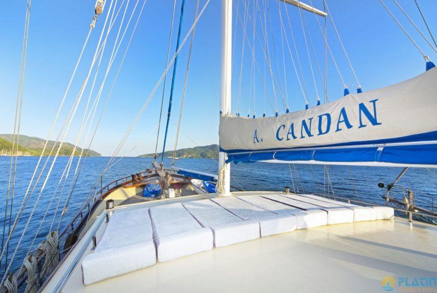 A Candan Gulet Yacht 29