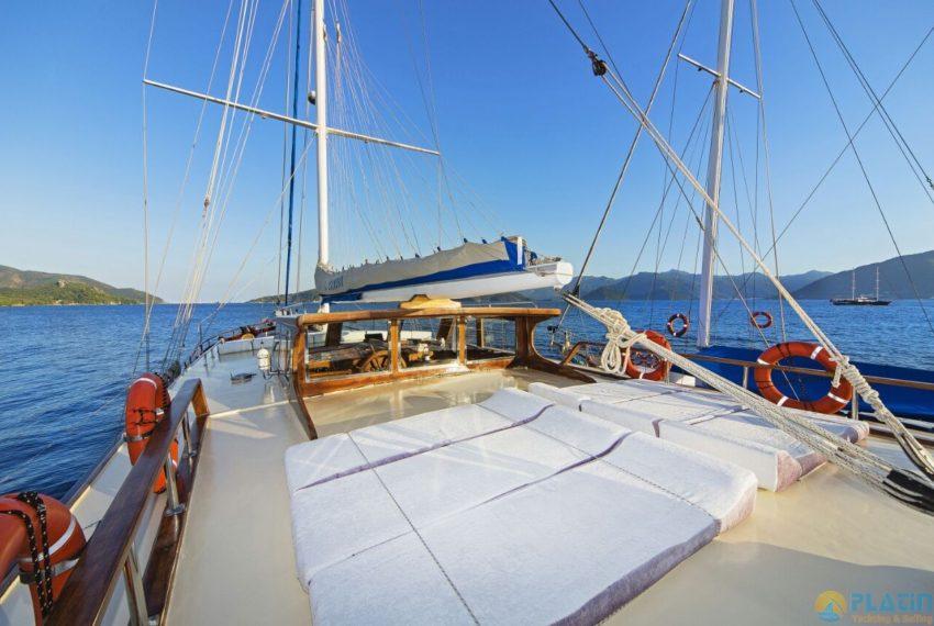 A Candan Gulet Yacht 30