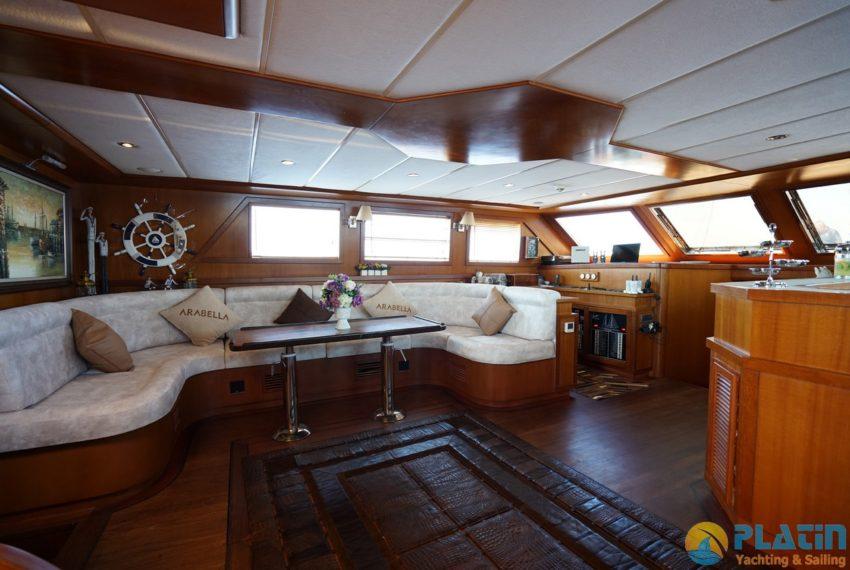 Arabella Yacht Gulet 33