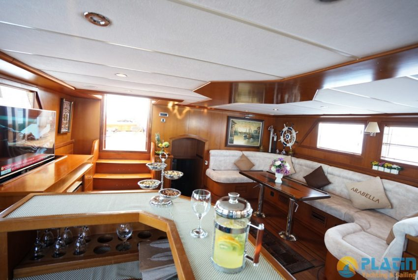 Arabella Yacht Gulet 35