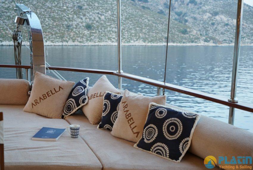 Arabella Yacht Gulet 44