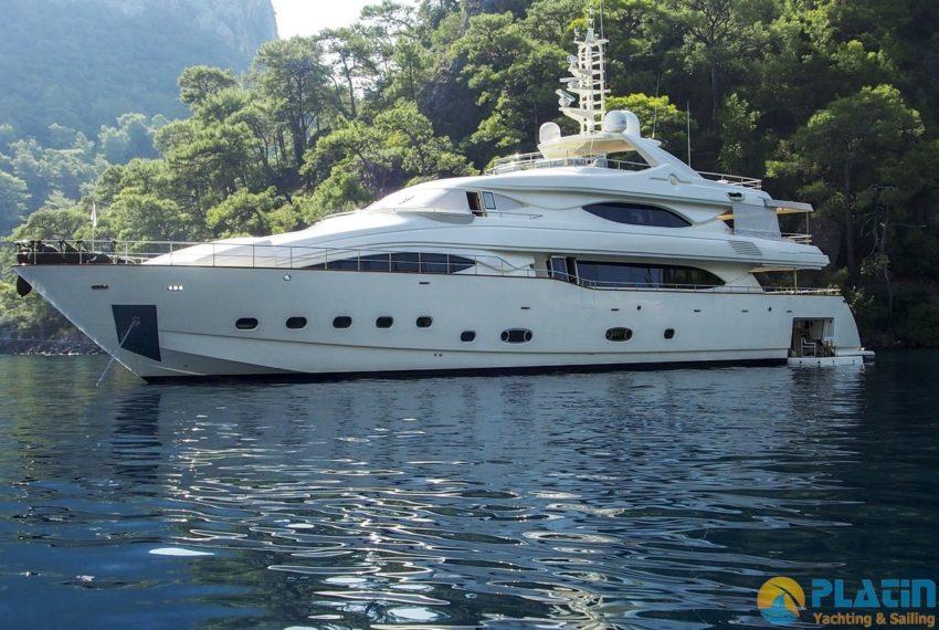 Ariela Motoryacht Motor Yacht 07