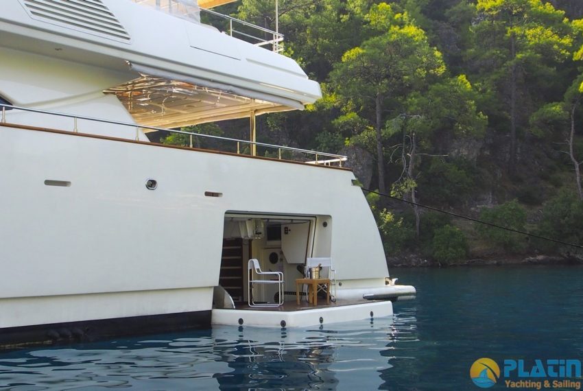Ariela Motoryacht Motor Yacht 08