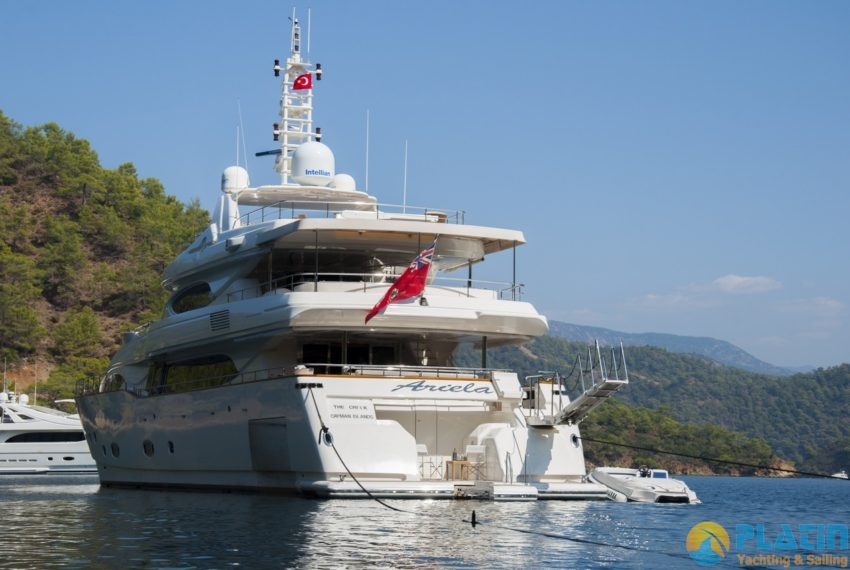 Ariela Motoryacht Motor Yacht 24