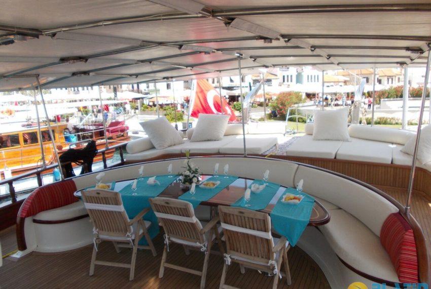Berrak Su Gulet Yacht 04