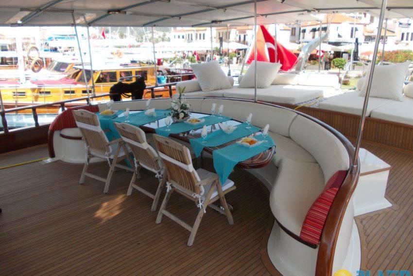Berrak Su Gulet Yacht 05