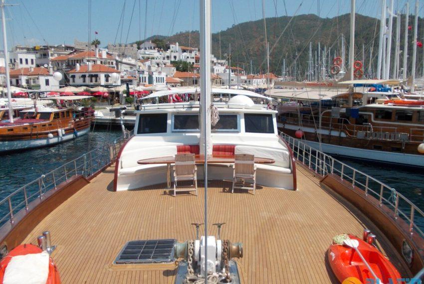 Berrak Su Gulet Yacht 06