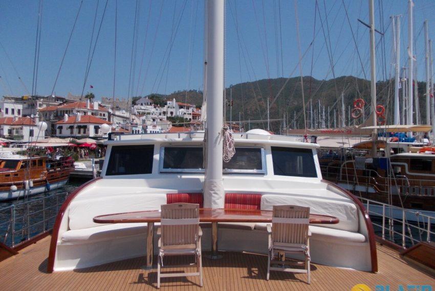Berrak Su Gulet Yacht 07