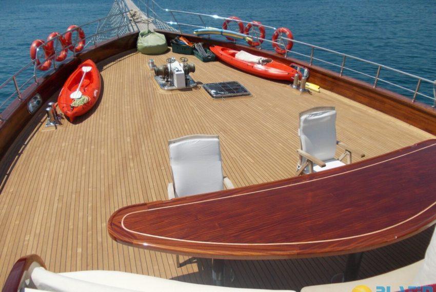 Berrak Su Gulet Yacht 08