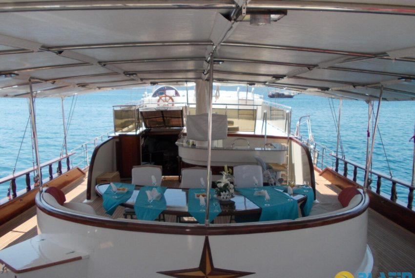 Berrak Su Gulet Yacht 09
