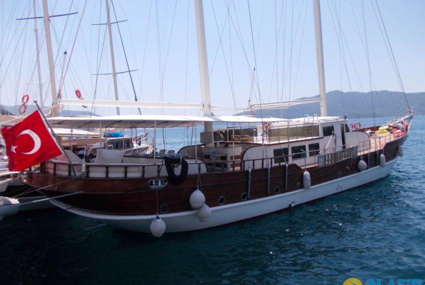 Berrak Su Gulet Yacht