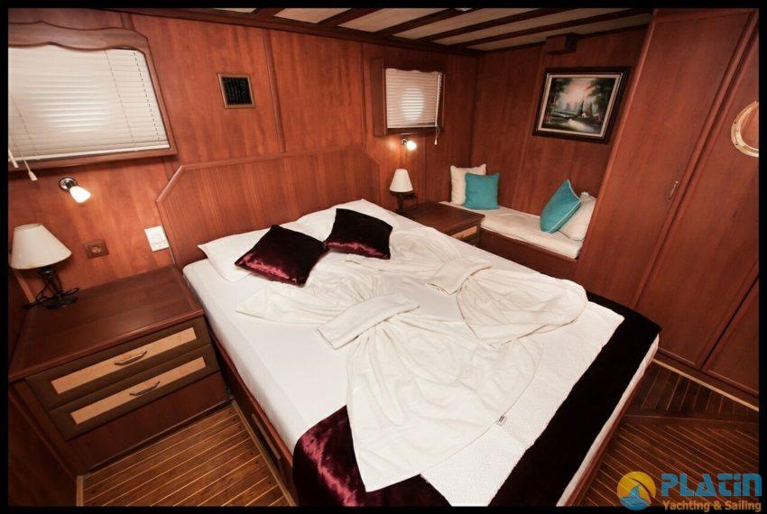 Berrak Su Gulet Yacht 14