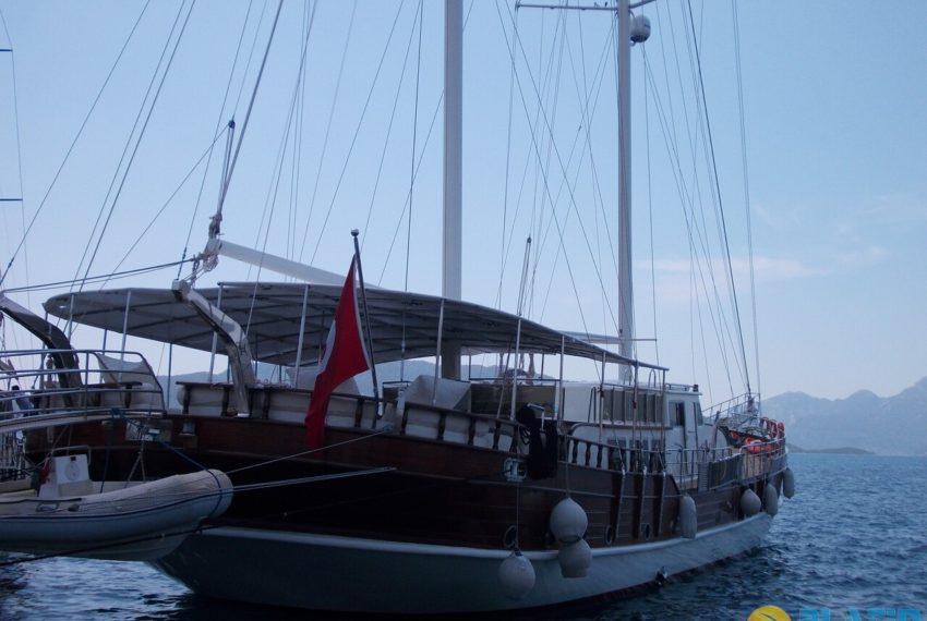 Berrak Su Gulet Yacht 15