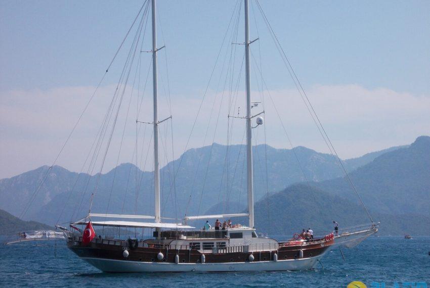 Berrak Su Gulet Yacht 16